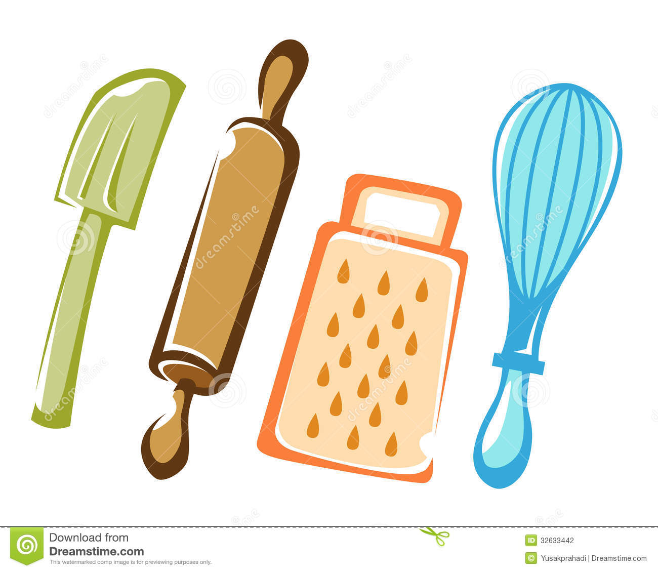 Cooking Tools Clipart - Clipart Suggest