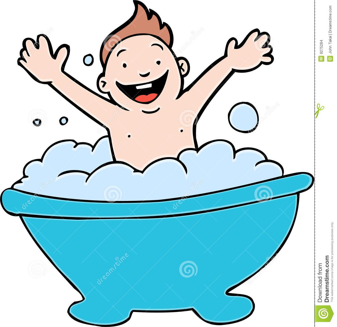 Bubble Bath Time Clipart - Clipart Suggest