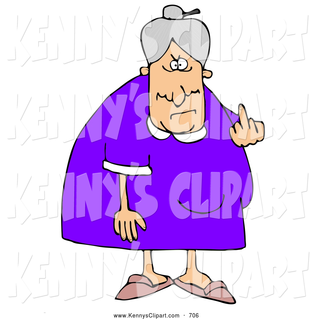 Confused Old Lady Clip Art For Pinterest