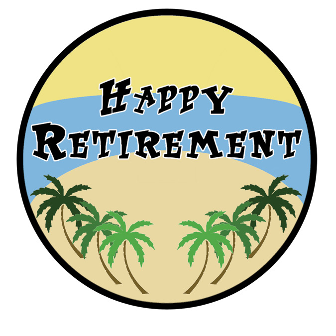 Happy Retirement Balloon Balloons Gifts Delivery Arena Flowers