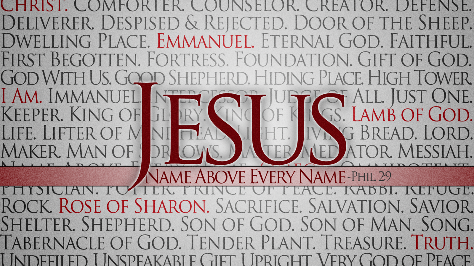 Image result for jesus name above all names wallpaper
