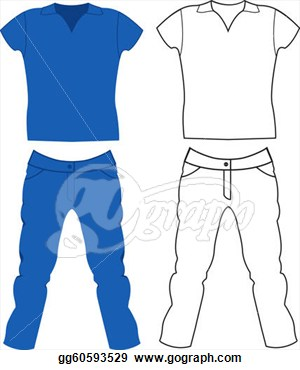 Men Clothes Clipart Men S Clothing   Clipart