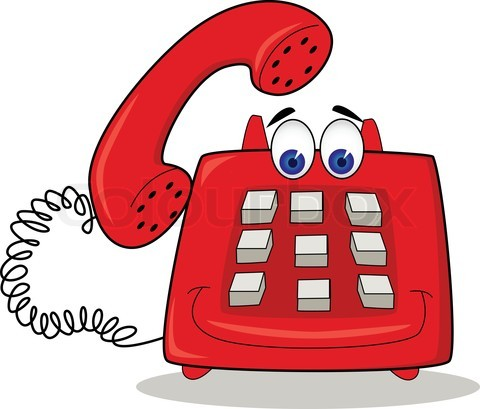 Office Telephone Clipart - Clipart Kid