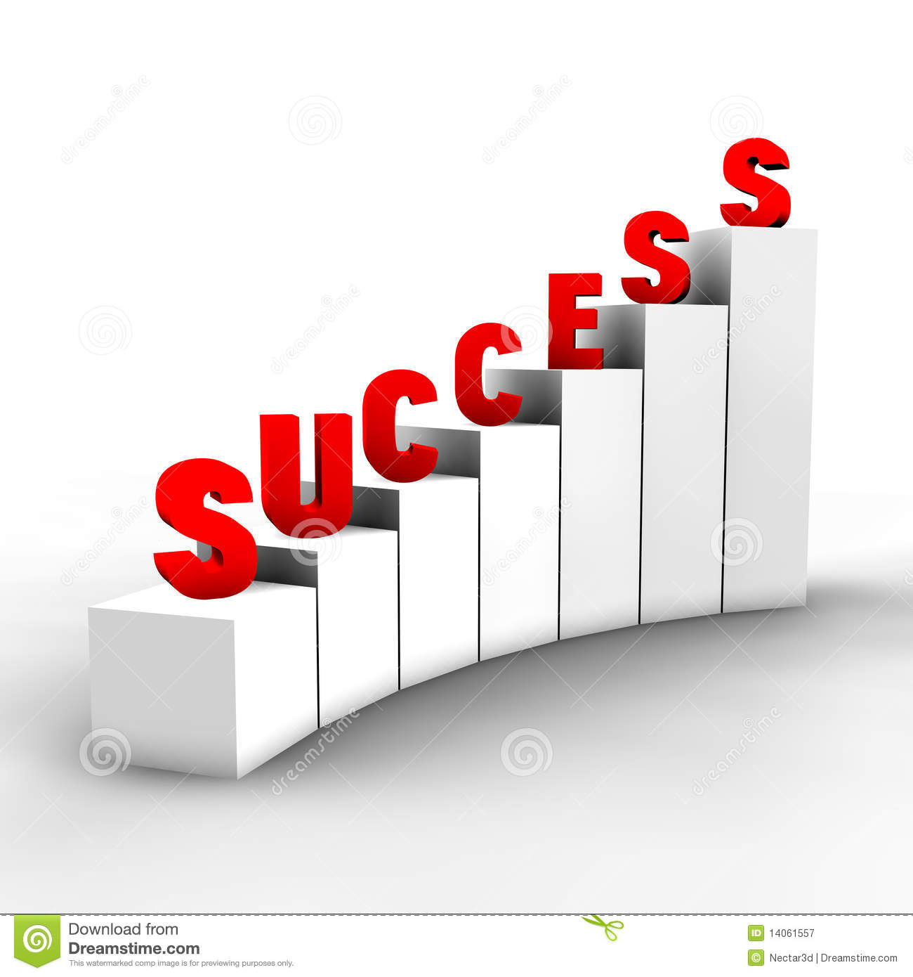 Business Success Clipart Steps To Success
