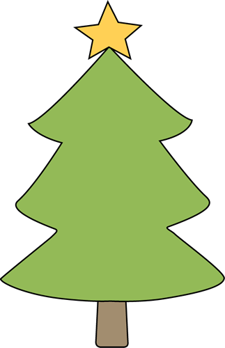 Clip Art Christmas Trees Clip Art plain christmas tree clipart kid clip art blank png