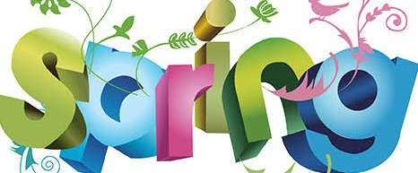 First Day of Spring Clip Art – Cliparts