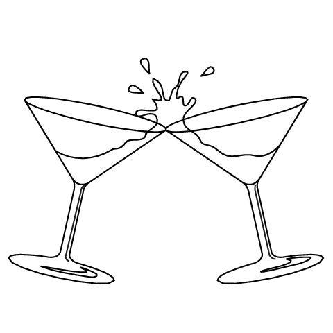 Food And Drink Clip Art   Totally Promotional