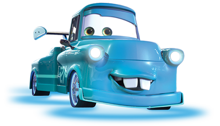 Martin Tow Mater Clipart