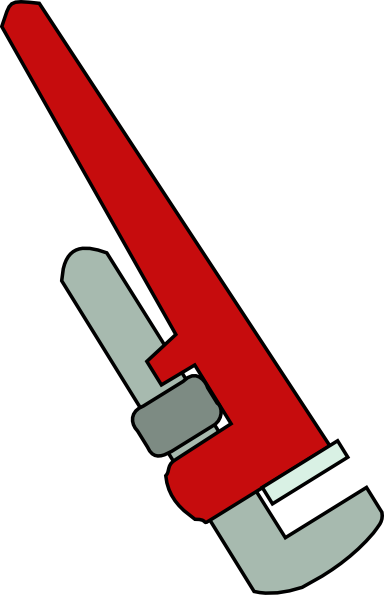 Pipe Wrench Clip Art At Clker Com   Vector Clip Art Online Royalty