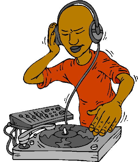 Related With Dj Clipart