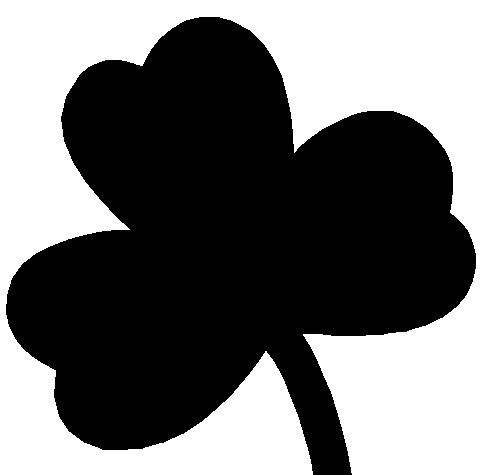 Shamrock 09   Http   Www Wpclipart Com Holiday Saint Patricks Day