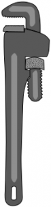 Share Pipe Wrench 4 Clipart With You Friends