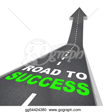Team Success Clipart Road To Success   Up Arrow