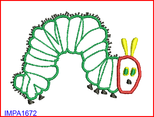 Very Hungry Caterpillar Clipart   Clipart Panda   Free Clipart Images