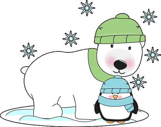 Winter Clip Art Winter Clip Art Winter Penguin Clip Art