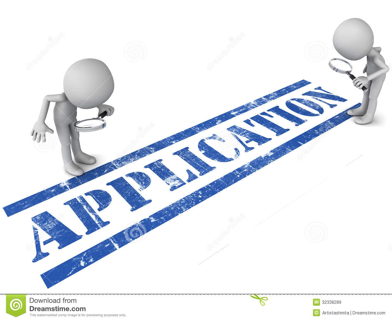 Application Clipart Application Under Review