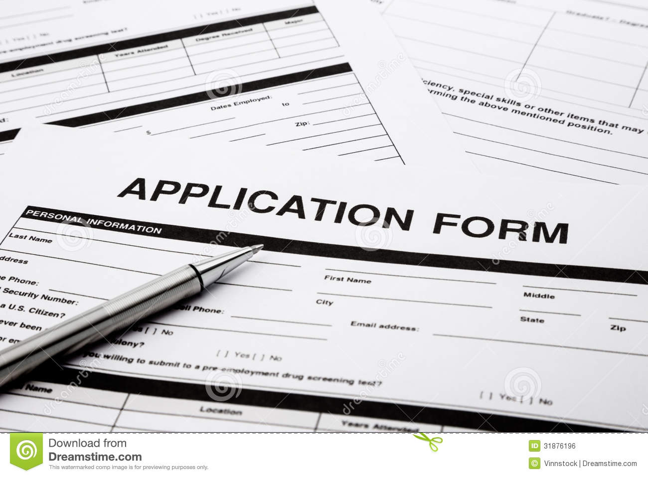 application form clipart clipart kid job application clipart job application form