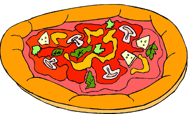 Kids Pizza Party Clipart Images   Pictures   Becuo