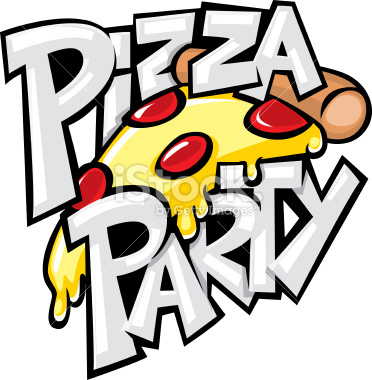 Pizza Party Images Stock Illustration 22683398 Pizza Party Jpg