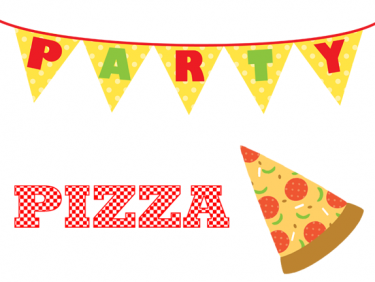 Remember When A Pizza Party  Was Just About The Most Awesome Thing