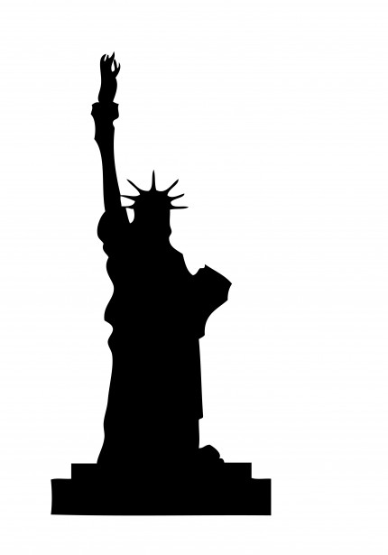 Statue Of Liberty Clipart By Karen Arnold