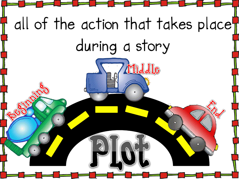 Plot for a story