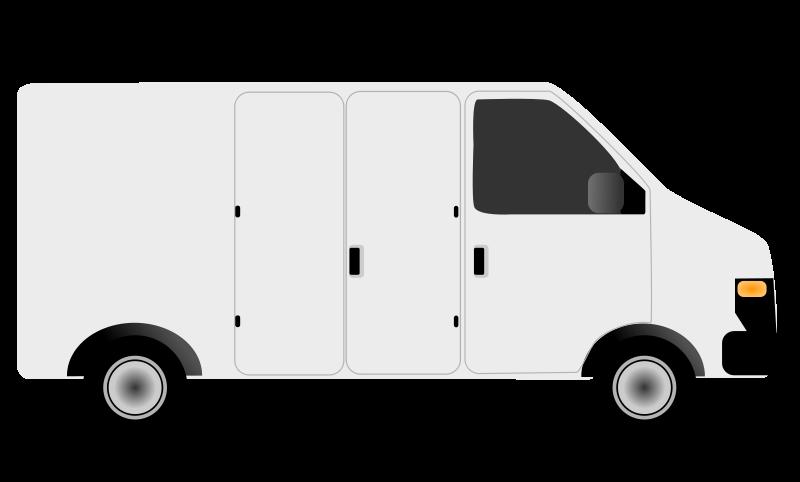 Van Clipart Transportation ...