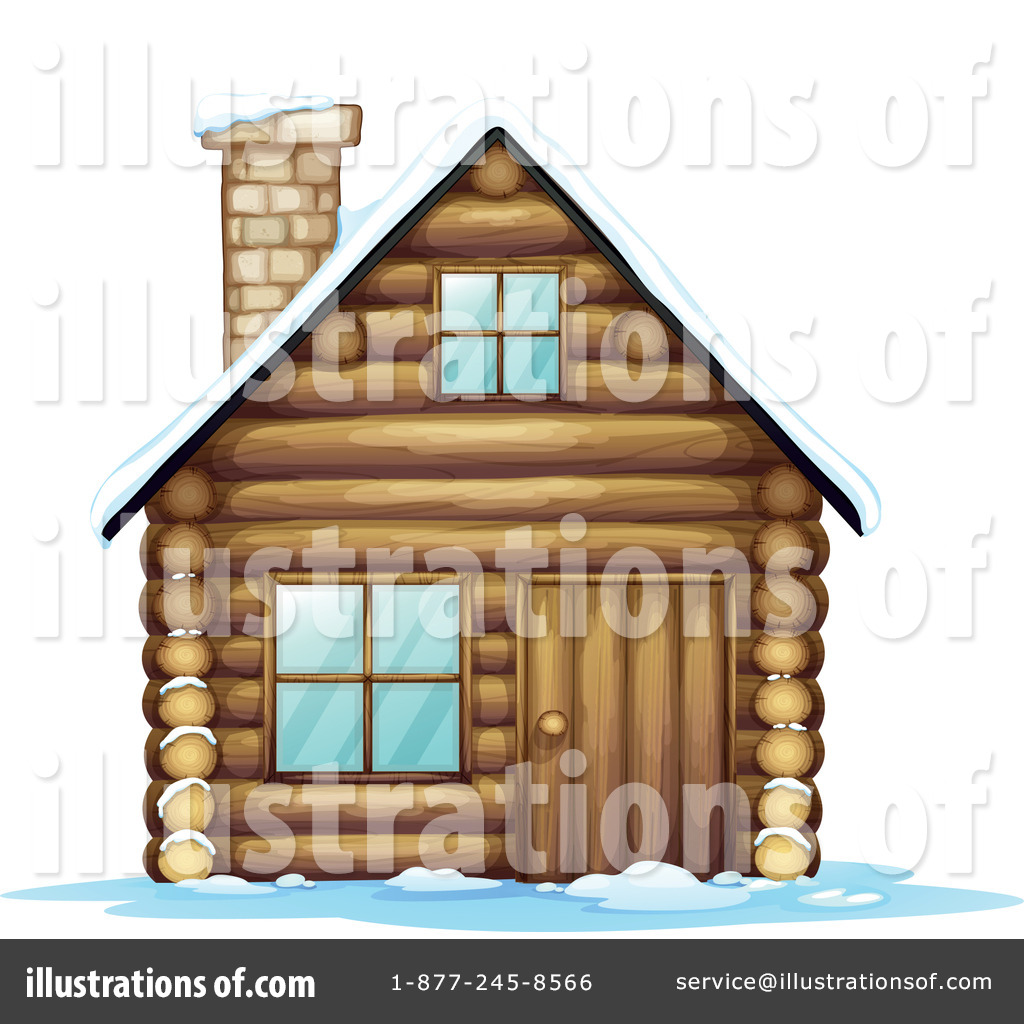 Cabin Clipart  1132833 By Colematt   Royalty Free  Rf  Stock