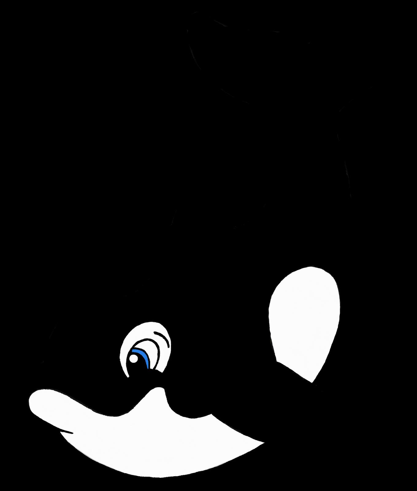 Orca Whale Cartoon Cartoon Whale C...