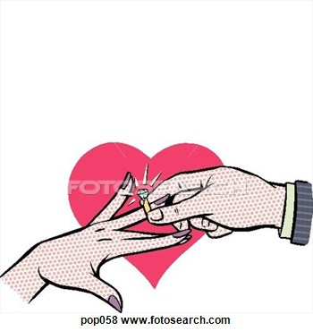 Engagement Clipart Wedding Ring Clipart Png