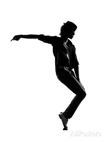 Hip Hop Dance Silhouette Png   Clipart Best