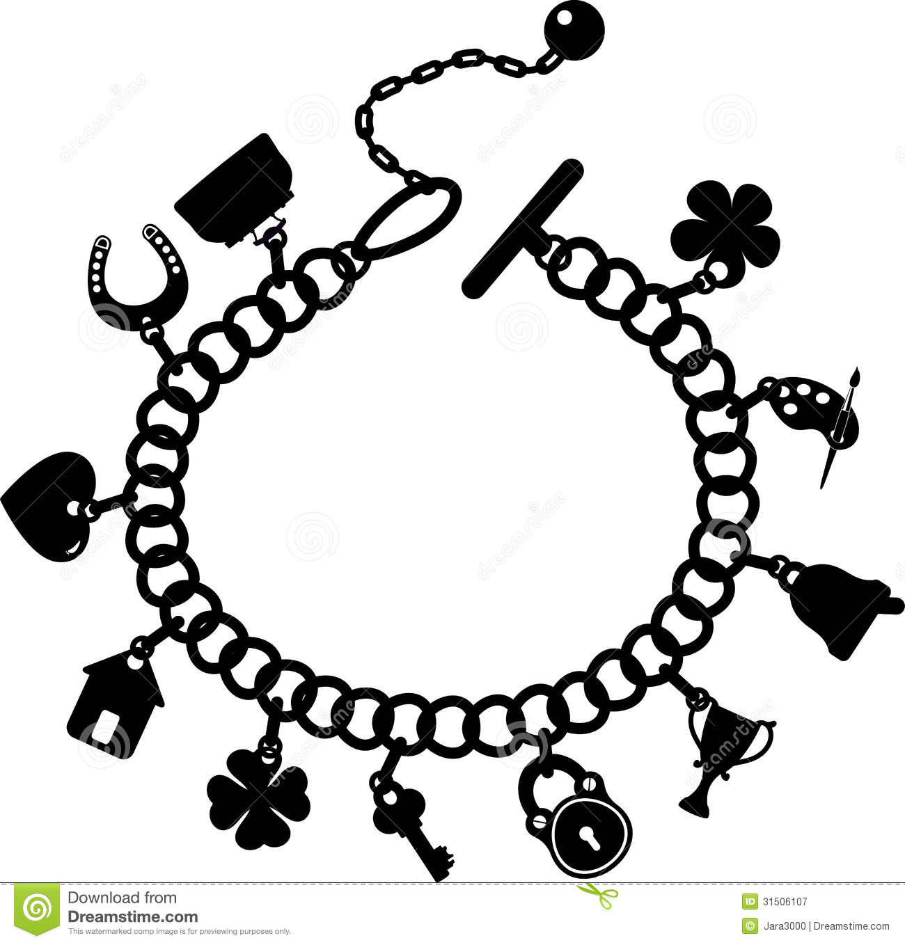 Jewelry Making Clipart - Clipart Kid