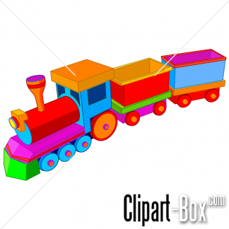 Related Toy Train Cliparts