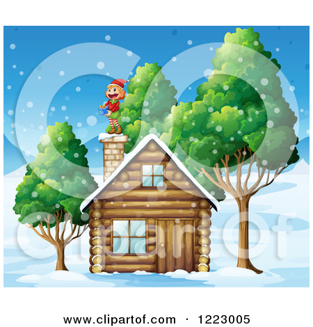 Royalty Free  Rf  Illustrations   Clipart Of Cabins  5