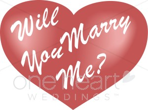 Wedding Proposal Heart Clipart   Wedding Letters And Word Art