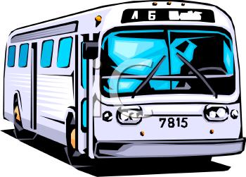 0511 0905 2402 3558 Public Bus Clipart Image Jpg
