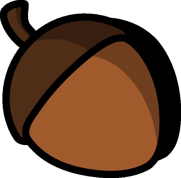 Acorn2 Clip Art At Clker Com   Vector Clip Art Online Royalty Free