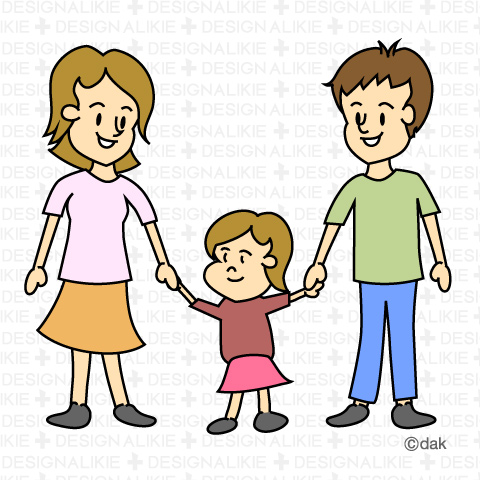Clip Art Aunt Clipart aunt and uncle clipart kid family3 jpg