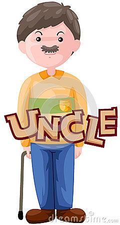 Aunt Clipart Letter Uncle 28599476 Jpg