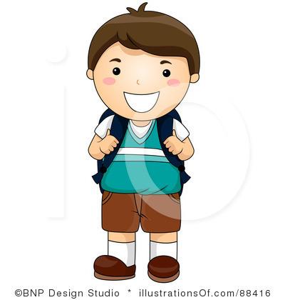 Helpful Boy Clipart - Clipart Kid