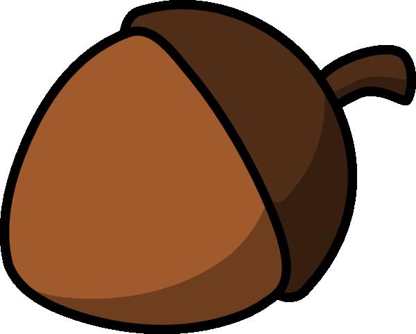 Cartoon Nut Clip Art At Clker Com   Vector Clip Art Online Royalty