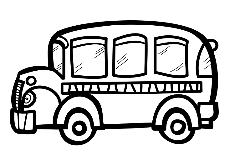School Bus Clipart - Clipart Kid