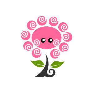 Cute Flower Clipart - Clipart Kid
