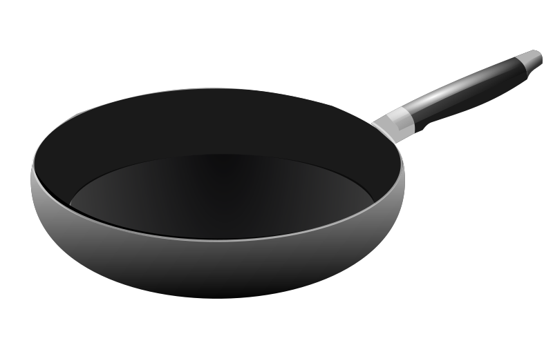 Cooking Pan Clipart - Clipart Suggest