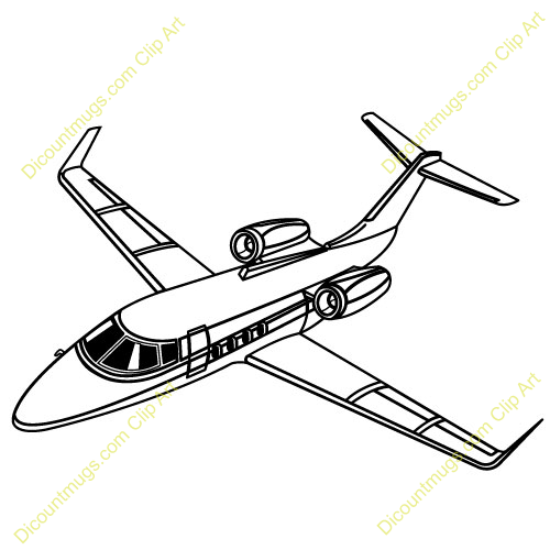 Military Jet Clipart -...