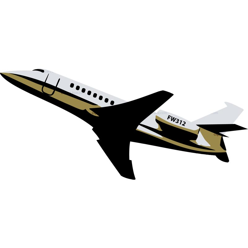clipart of jet - photo #21