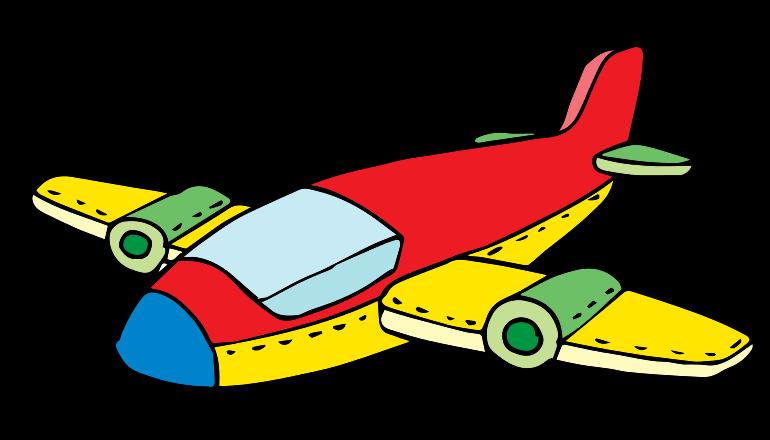 Jet Plane Clipart - Clipart Kid