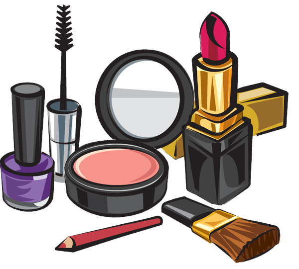 Makeup Brush Clipart - Clipart Kid