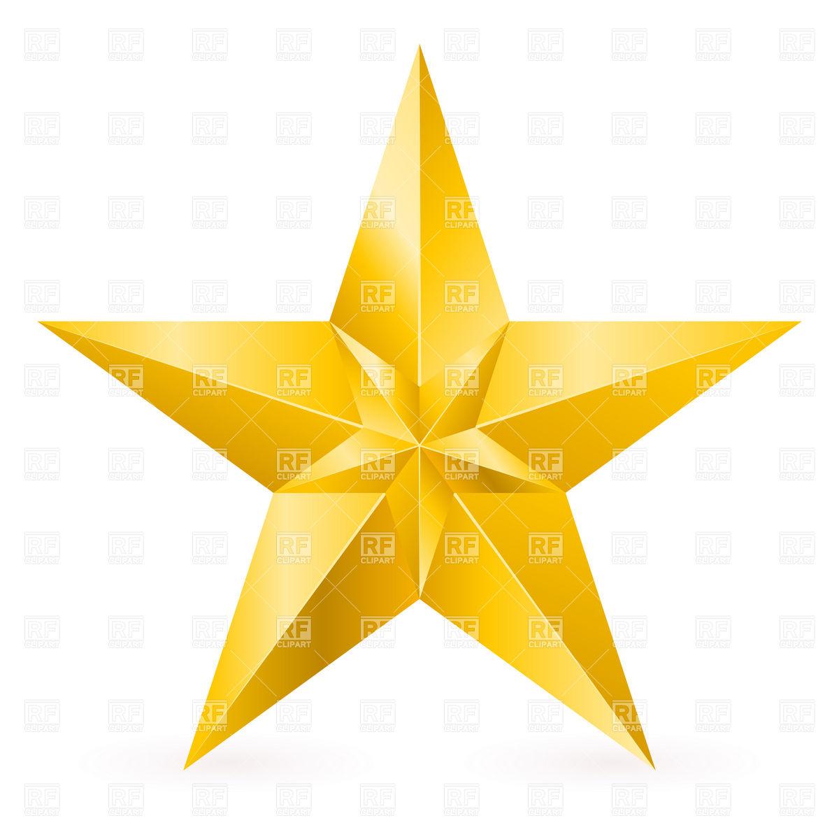 Star Vector Clipart - Clipart Kid