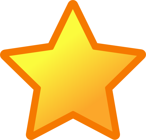 Line Of Stars Clipart Clipart Suggest